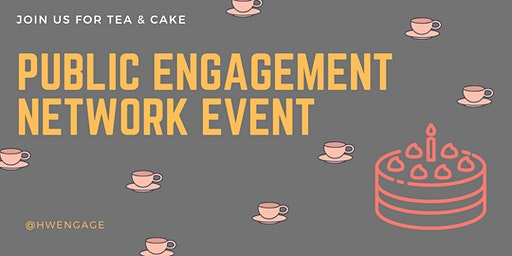 Heriot-Watt Public Engagement Network Event