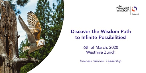 Workshop - Discover the Wisdom Path to Infinite Possibilities