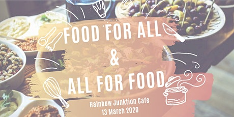 Food for All & All for Food BISTRO tickets