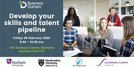 Develop your skills and talent pipeline tickets