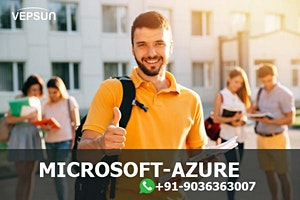 Copy of Azure Training by Industry Expert (Sanjeev Singh) in Bangalore