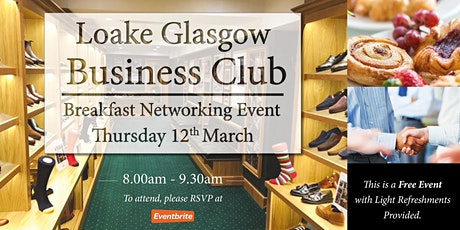 Loake Networking tickets
