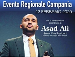 Evento Regionale Campania 22 Febbraio 2020