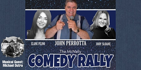 The McNally Comedy Rally tickets