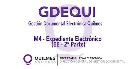 M4: Expediente Electronico-Nivel 2 entradas