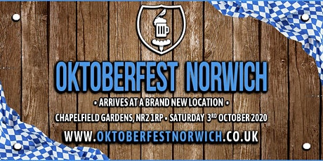 Oktoberfest Norwich 2020 tickets