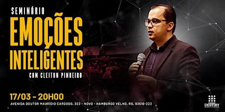 Emoções Inteligentes com Cleiton Pinheiro ingressos