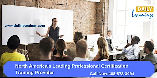 PMP (Project Management) Certification Training in Salt Lake