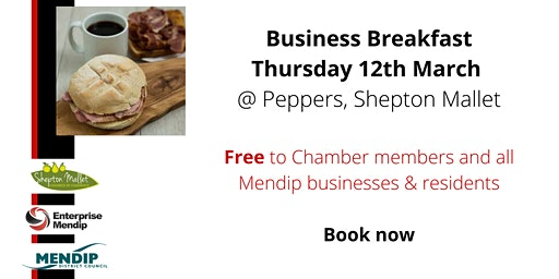 Shepton Chamber Business Breakfast
