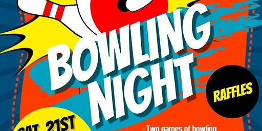 Camp Allen's First Annual Bowling Night