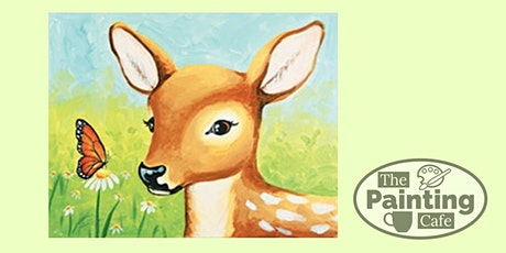 Spring Fawn Paint Class tickets