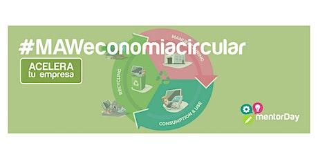 Programa de Aceleración Economía Circular entradas