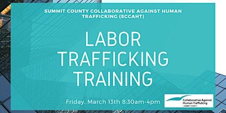 Labor Trafficking Training  tickets
