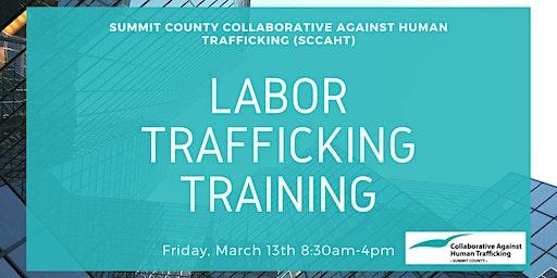 Labor Trafficking Training