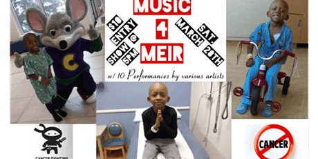 Music 4 Mier tickets