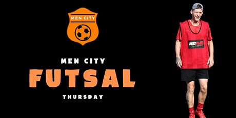 Men City | Thursday Night Futsal tickets