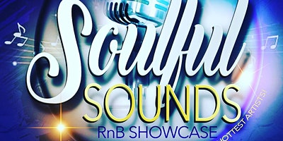 Soulful sounds RnB Showcase & Launch Party