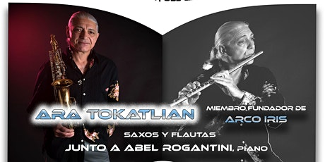 ARA TOKATLIAN en el Camping Musical Bariloche entradas