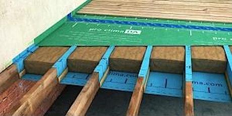 Futureproof: Roofs, Walls & Floors - Best Practice Refurbishment Solutions tickets