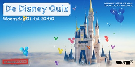 De Disney Quiz | Den Bosch tickets