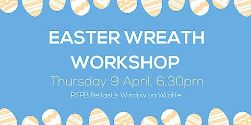 Easter wreath-making workshop