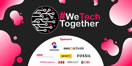 #WeTechTogether Conference 2020 tickets