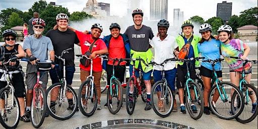 Momentum Bike Clubs:  10th Anniversary Resilience Awards Dinner