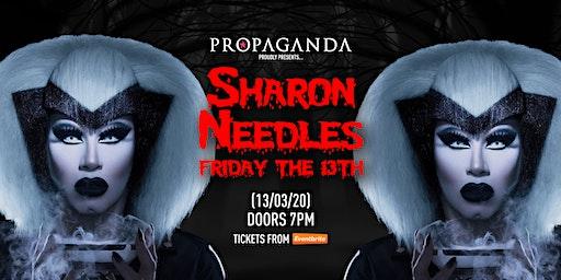 Propaganda Nottingham presents: Sharon Needles!