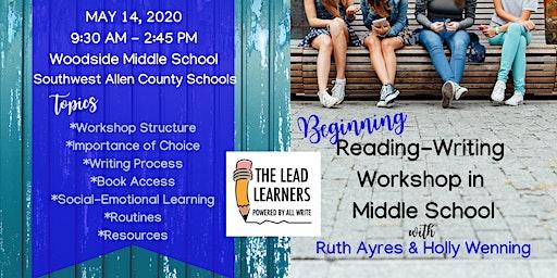 6-8 Beginning Reading-Writing Workshop