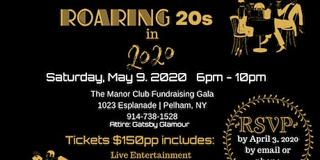 TMC Annual Fundraiser: The Roaring 20s in 2020 tickets