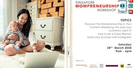 Singapore Mompreneurship 4.0 Workshop 2020 tickets