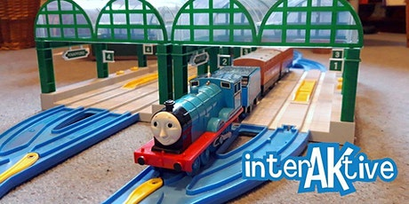 Engine Shed for  interAKtive Members tickets