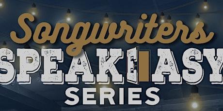 Songwriter Speakeasy Series:  Finnegan Bell & Chris Weaver tickets