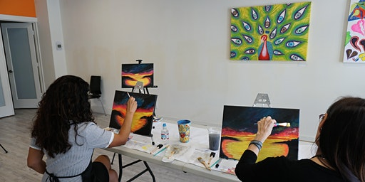 Thursday AM Painting Class