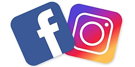 Instagram/Facebook : comment communiquer efficacement ? initiation à l'outil digital billets