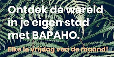 Wereldreis-diner BAPAHO tickets