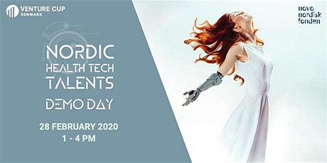 Nordic HealthTech Talents Demo Day 2020 tickets