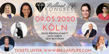 Brillant Life Kongress 2.0 Tickets