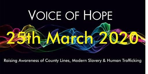 Voice of Hope Awareness Training Event