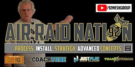 Air Raid Nation 2020 tickets