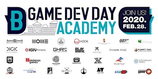 GameDevDay Academy 2020
