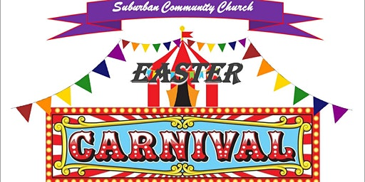 Suburban Community Church Easter Carnival