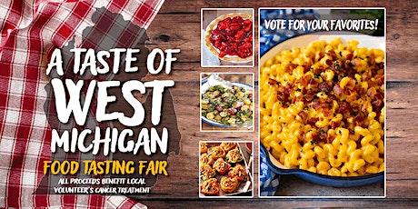 A Taste of West Michigan tickets