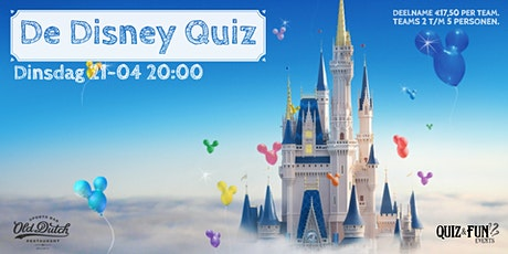 De Disney Quiz | Breda tickets