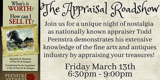 The Appraisal Roadshow
