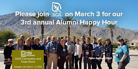 SCA Alumni Happy Hour @ Public Lands Alliance Conference tickets