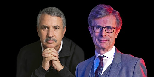 Intelligent Times: Thomas Friedman and Robert Peston on the Final Days of the Presidential Race
