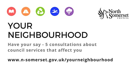 Your Neighbourhood public consultation - Nailsea tickets