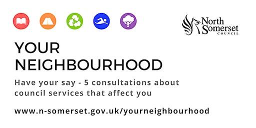 Your Neighbourhood public consultation - Nailsea
