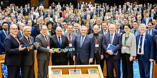 Cérémonie de la Convention des Maires et événement du Pacte pour le climat